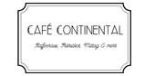 Café Continental Image